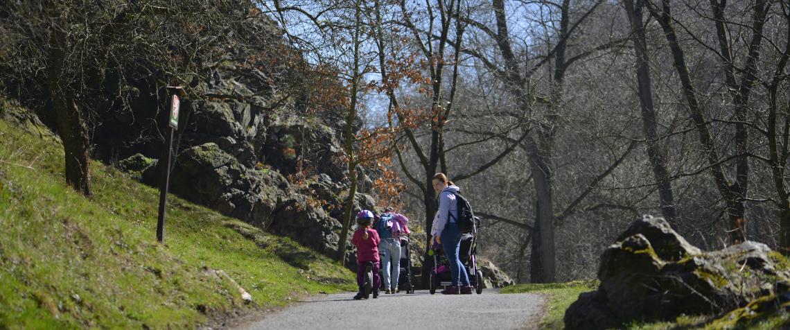 Navštívili jsme: park Divoká Šárka