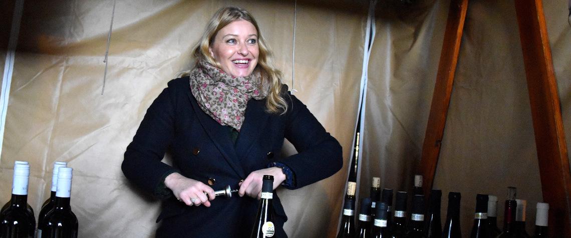 St. Martin's wines Malý háj