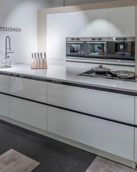 Moderní kuchyňské studio Oresi