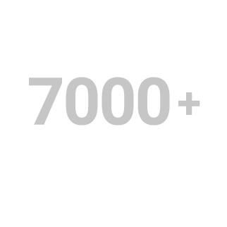 7000 products