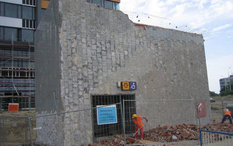 Metro Stodůlky rok 2009