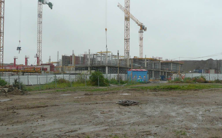Stavba rok 2008