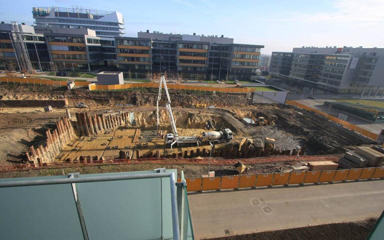 Stavba rok 2012