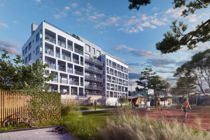Residence U Šárky I - cooperative