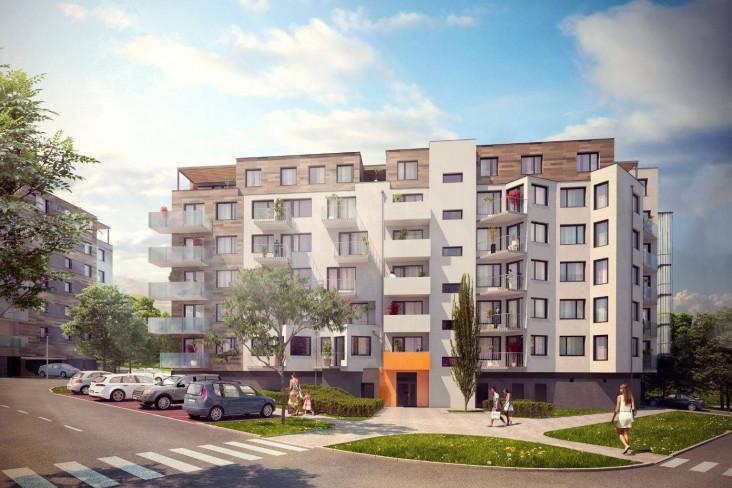 Flats Kaskády Barrandov VII - cooperative