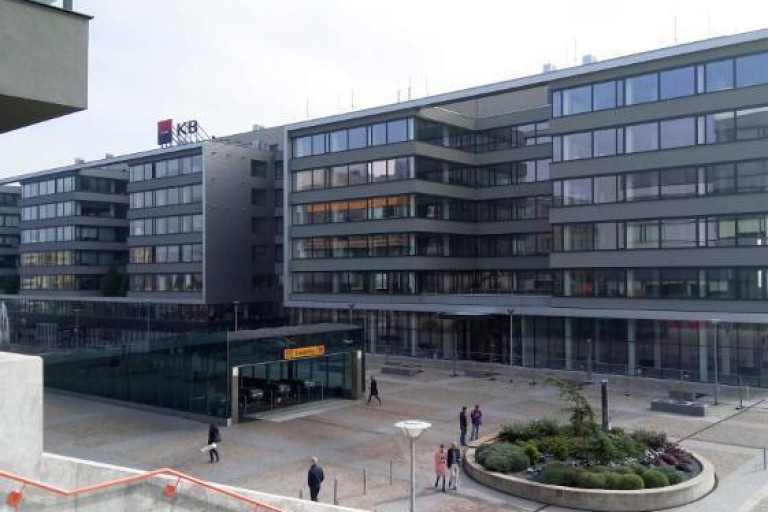 The A1 Office Building in the City West Complex has been sold