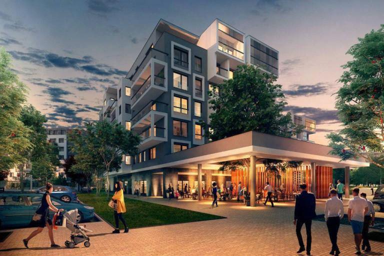 Projekt Prosek Park finišuje, XIII. etapa uzavře výstavbu v lokalitě