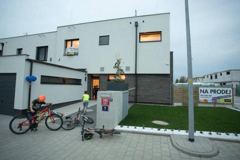 Byly to skvělé Dny otevřených dveří rodinných domů na Britské čtvrti (21. a 22. 9.) v pražských Stodůlkách