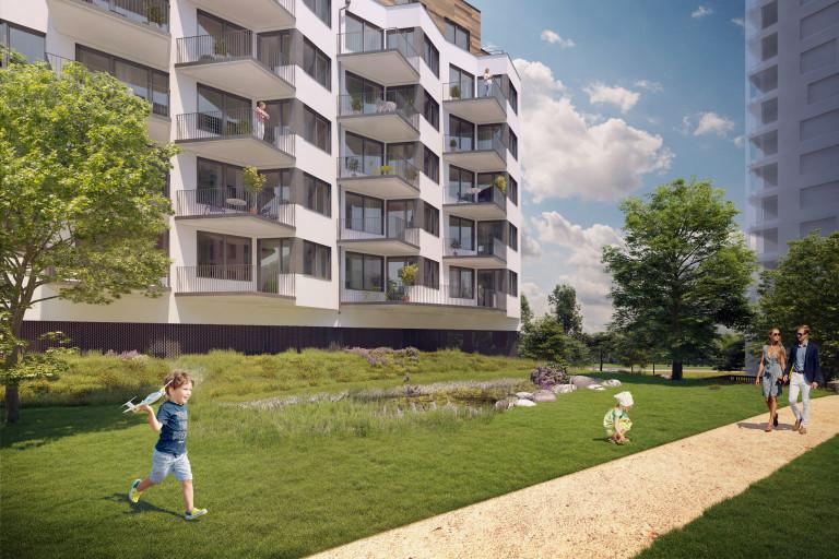 Naše nová nabídka bytů na Barrandově
