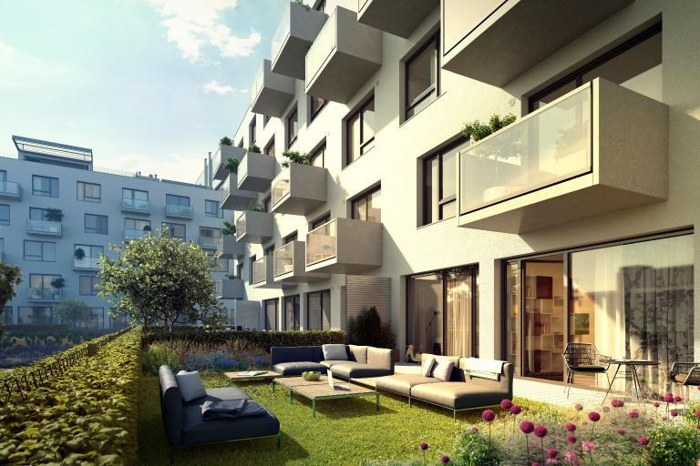 Máme novou rezidenční lokalitu na Praze 9