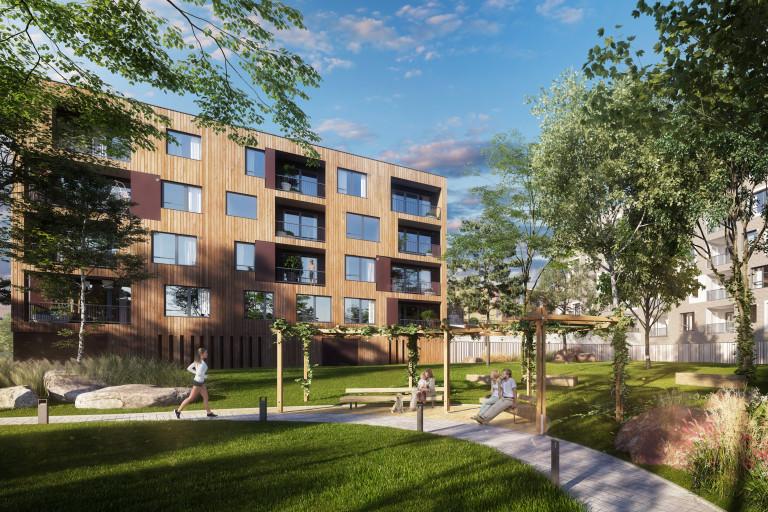 Praha 6 je naší novou rezidenční lokalitou