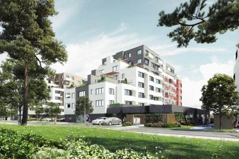 Malý Háj residential locality keeps expanding