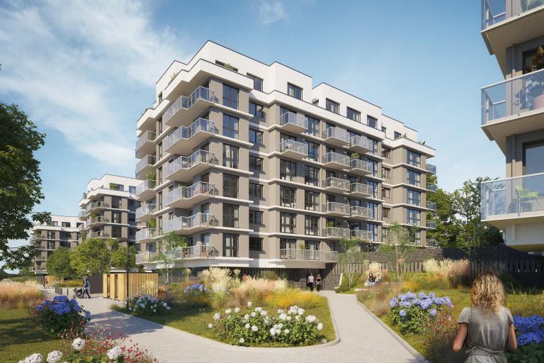 Nové družstevní byty na Britské čtvrti v prodeji