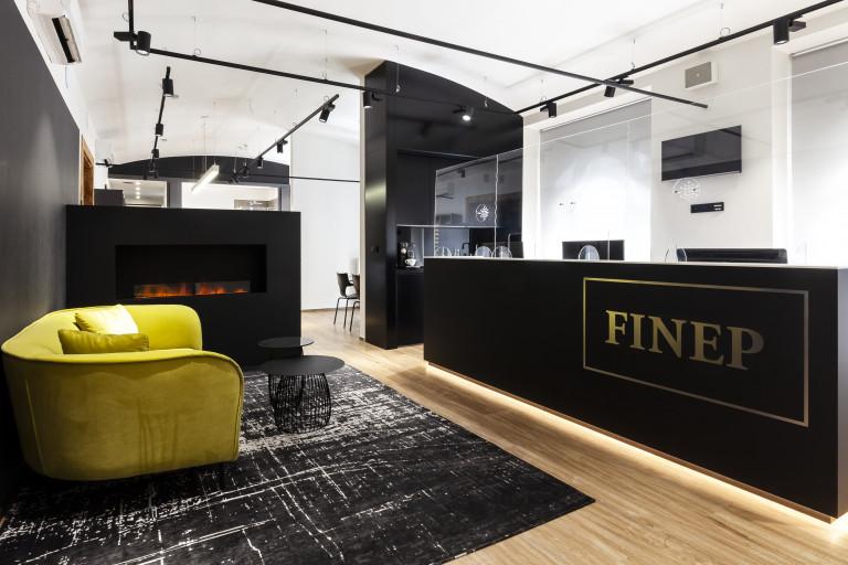 Máme nové interiérové studio přímo v Lannově paláci