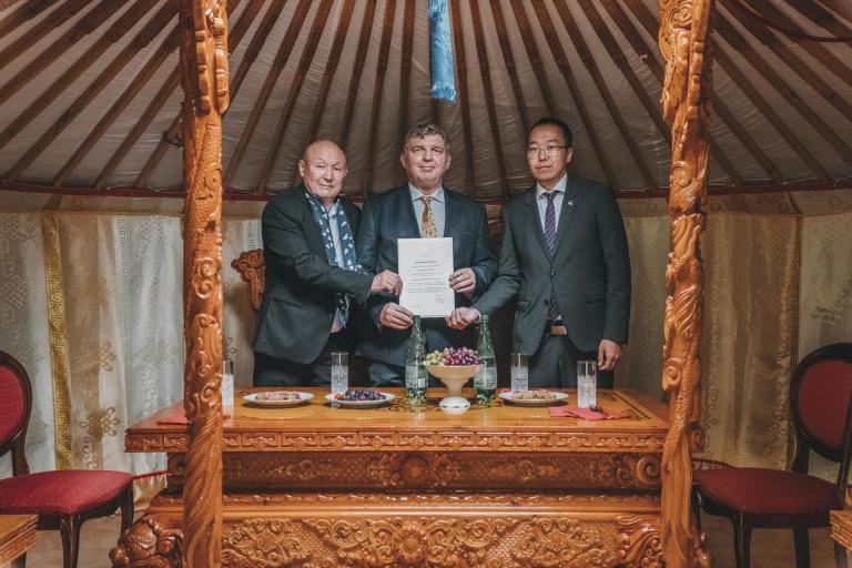 Finep v Mongolsku: Pavel Rejchrt jmenován honorárním konzulem Mongolska v ČR