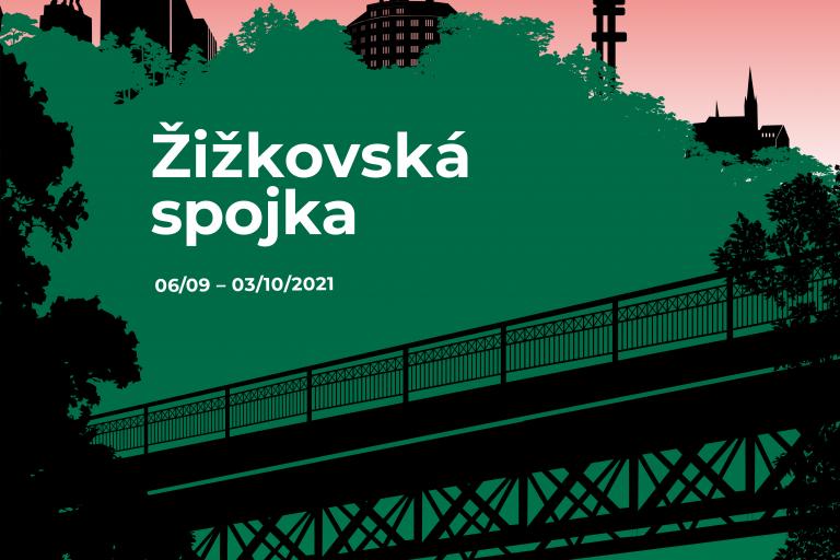 Navštivte festival v městské krajině Žižkovská spojka