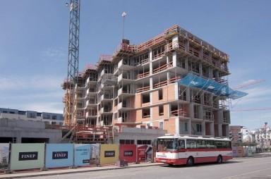Stavba, červen 2017
