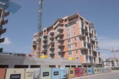 Stavba, srpen 2017
