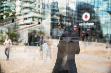administrativní budova Vodafone