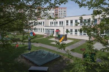 hřiště mateřské školy