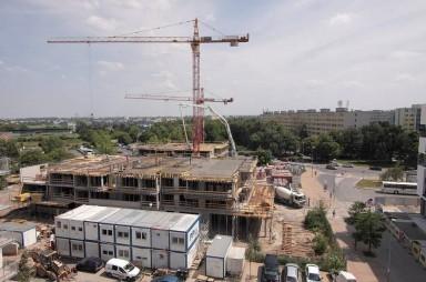 Stavba, červen 2018