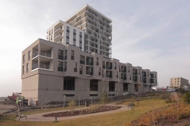 Stavba, listopad 2018