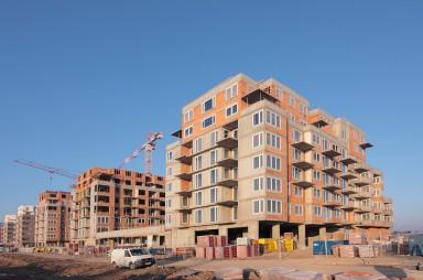 Stavba, leden 2019