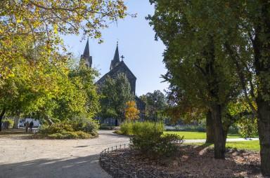 park Karlín