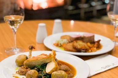 Holešovice: Restaurace Salut - supreme z francouzského kuřete