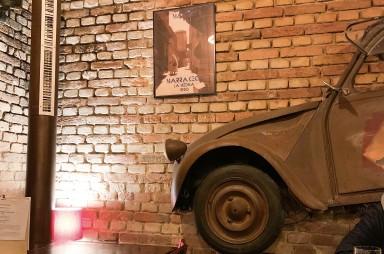 Karlín: Diego pivní bar - interiér
