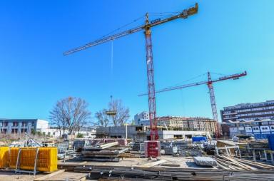 Construction, May 2020