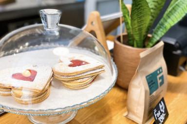 Holešovice: Barry Higgel's Coffeehouse