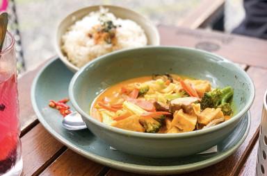 Karlín: Restaurace Yam Yam
