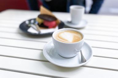 Karlín: Café Parlor