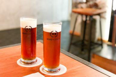 Karlín: Pivo Karlín