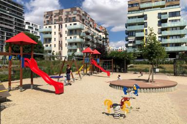 Navštívili jsme: dětské hřiště Britská čtvrť