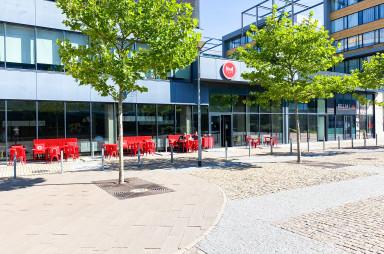 We visited: Red Café