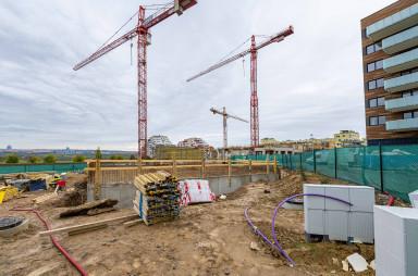Construction, October 2020