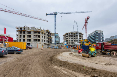 Construction, October 2020