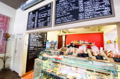 We visited: Avion Street Café