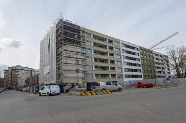 Construction, April 2021