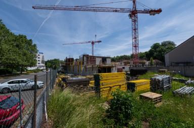 Stavba, červen 2021