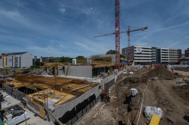 Construction, June 2021