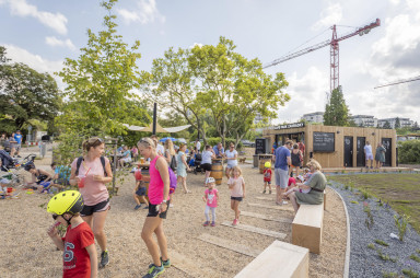 Otevření Café Park Zahrádky