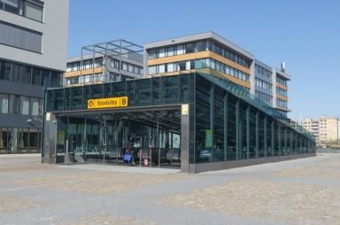 Stodůlky metro station