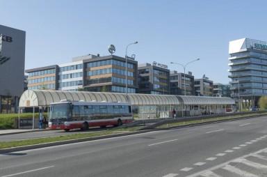 administrativní budovy City West