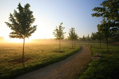 Hrušov park
