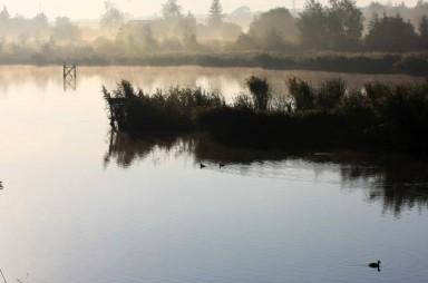 rybník Slatina