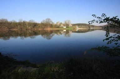 Hostivařská přehrada