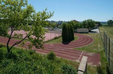 sportovní areál Na Šancích